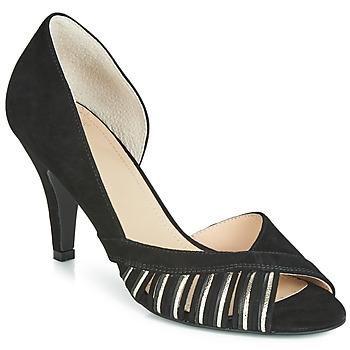 Sapatos Mulher Escarpim Bocage DELAWARE Preto