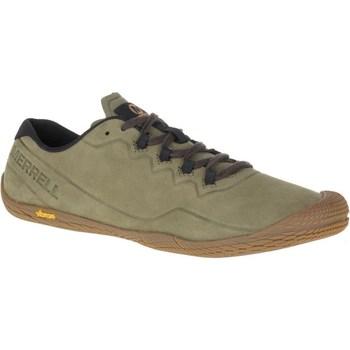 Sapatos Homem Sapatilhas Merrell Vapor Glove 3 Luna Ltr Verde azeitona,Cinzento,Cor bege