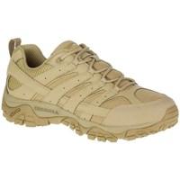Sapatos Homem Sapatos de caminhada Merrell Moab 2 Tactical Cor bege