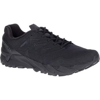 Sapatos Homem Sapatos de caminhada Merrell Agility Peak Tactical Preto