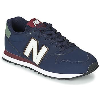 Sapatos Sapatilhas New Balance 500 Azul
