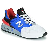 Sapatos Homem Sapatilhas New Balance 997 Branco / Azul