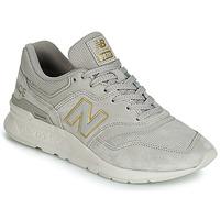 Sapatos Mulher Sapatilhas New Balance 997 Cinza
