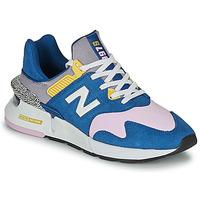 Sapatos Mulher Sapatilhas New Balance 997 Azul