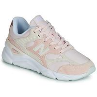 Sapatos Mulher Sapatilhas New Balance X90 Rosa