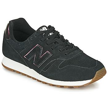 Sapatos Mulher Sapatilhas New Balance 373 Preto