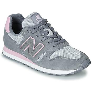 Sapatos Mulher Sapatilhas New Balance 373 Cinza