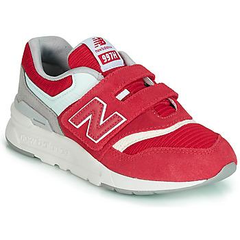 Sapatos Criança Sapatilhas New Balance 997 Vermelho