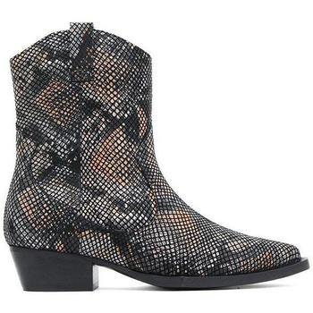 Sapatos Mulher Botins Bronx  Preto