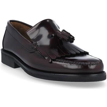 Sapatos Homem Richelieu Calzados Vesga Gil´s Classic 60C521-0101 Zapatos Castellanos de Hombres vermelho