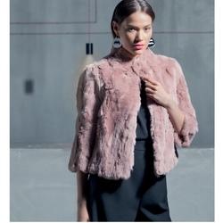 Textil Mulher Casacos Kocca Zaerla Rosa