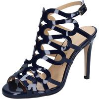 Sapatos Mulher Sandálias Olga Rubini BS91 Azul