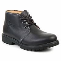 Sapatos Homem Botas baixas Panama Jack BASIC Preto