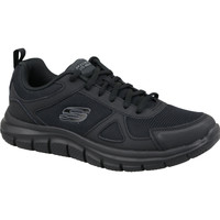 Sapatos Homem Sapatilhas Skechers Track-Scloric 52631-BBK