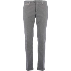 Textil Homem Chinos Teleria Zed MADE IN ITALY SFS cinza