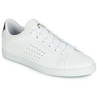 Sapatos Mulher Sapatilhas Le Coq Sportif AGATE PREMIUM Branco / Prateado