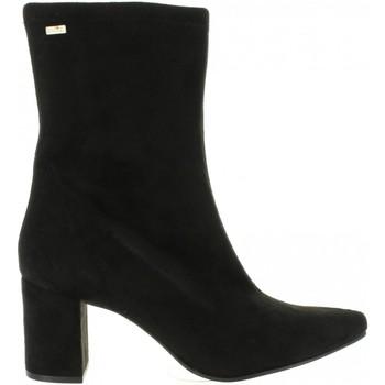 Sapatos Mulher Botas MTNG 57701 Negro