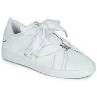 Sapatos Mulher Sapatilhas Puma SMASH WN BUCKLE Branco