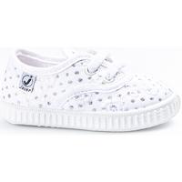 Sapatos Rapariga Sapatilhas Javer ZAPATILLAS  60-10 BLANCO Blanco
