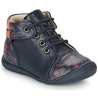 Sapatos Rapariga Botas baixas GBB OLSA Azul