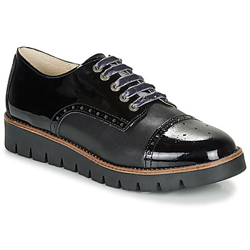 Sapatos Rapariga Sapatos Catimini COXINELA Preto