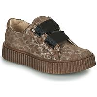 Sapatos Rapariga Sapatilhas Catimini CAVANILLE Castanho