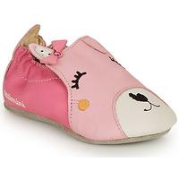 Sapatos Rapariga Chinelos Catimini CAPUCINE Rosa