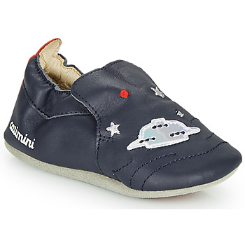 Sapatos Rapaz Chinelos Catimini CASPARO Marinho