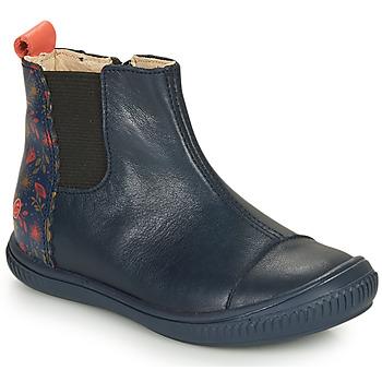 Sapatos Rapariga Botas baixas GBB ONAO Azul