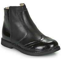 Sapatos Rapariga Botas baixas GBB OURIETTE Preto