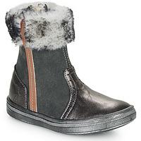 Sapatos Rapariga Botas baixas GBB OZOE Cinza