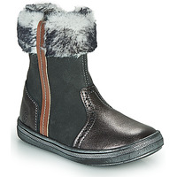Sapatos Rapariga Botas baixas GBB OZOE Preto