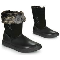 Sapatos Rapariga Botas baixas GBB OLINETTE Preto