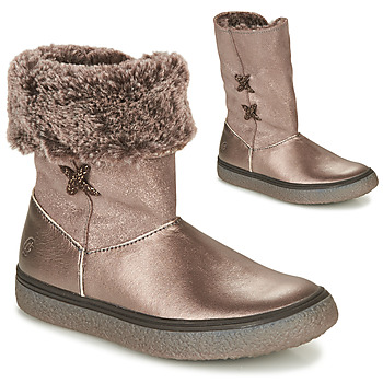 Sapatos Rapariga Botas baixas GBB OLINETTE Ouro