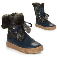 Sapatos Rapariga Botas baixas GBB NOUSTIK Azul