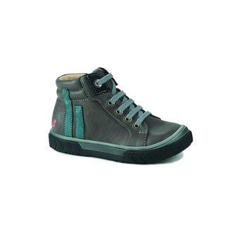 Sapatos Rapaz Sapatilhas de cano-alto GBB OSKOF Cinza