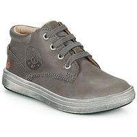 Sapatos Rapaz Sapatilhas de cano-alto GBB NINO Cinza