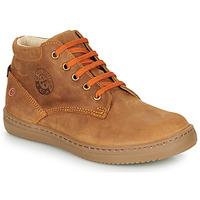 Sapatos Rapaz Sapatilhas de cano-alto GBB NINO Castanho
