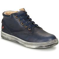 Sapatos Rapaz Sapatilhas de cano-alto GBB NINO Azul