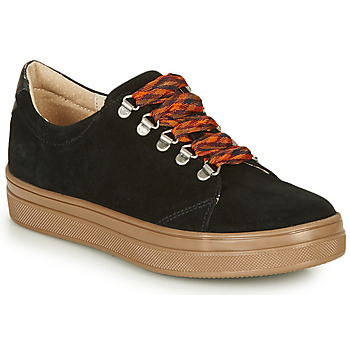 Sapatos Rapariga Sapatilhas GBB OMAZETTE Preto