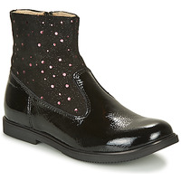Sapatos Rapariga Botas baixas GBB OSHINO Preto