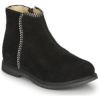 Sapatos Rapariga Botas baixas GBB OJIMA Preto