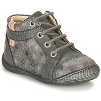 Sapatos Rapariga Botas baixas GBB OMANE Cinza / Rosa