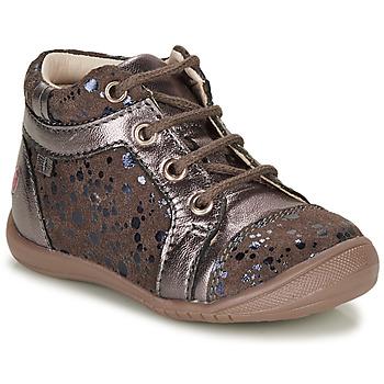 Sapatos Rapariga Botas baixas GBB OMANE Bege