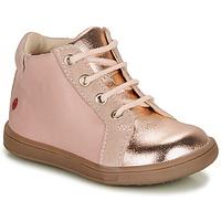 Sapatos Rapariga Sapatilhas de cano-alto GBB FAMIA Rosa