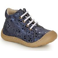 Sapatos Rapariga Sapatilhas de cano-alto GBB VEDOFA Azul