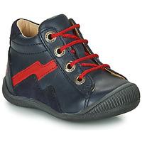 Sapatos Rapaz Sapatilhas de cano-alto GBB ORAM Azul