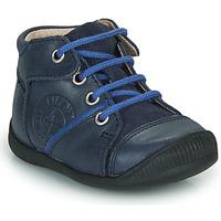 Sapatos Rapaz Botas baixas GBB OULOU Azul