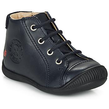 Sapatos Rapaz Botas baixas GBB NOE Azul