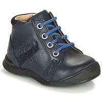 Sapatos Rapaz Sapatilhas de cano-alto GBB ORBINO Marinho
